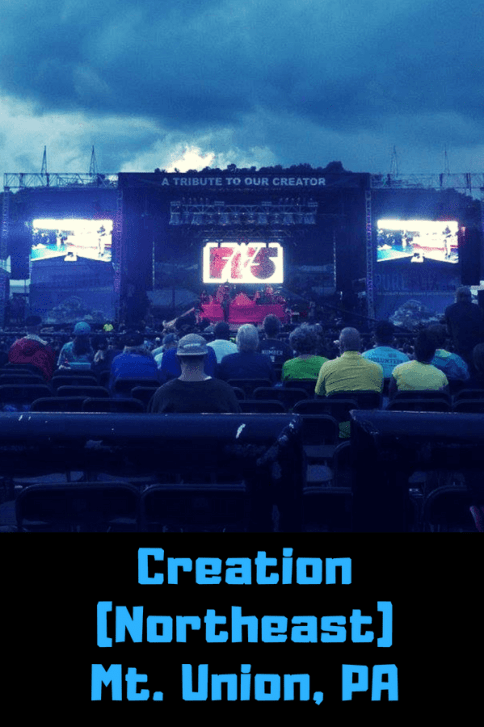Creation Northeast Music Festivals
