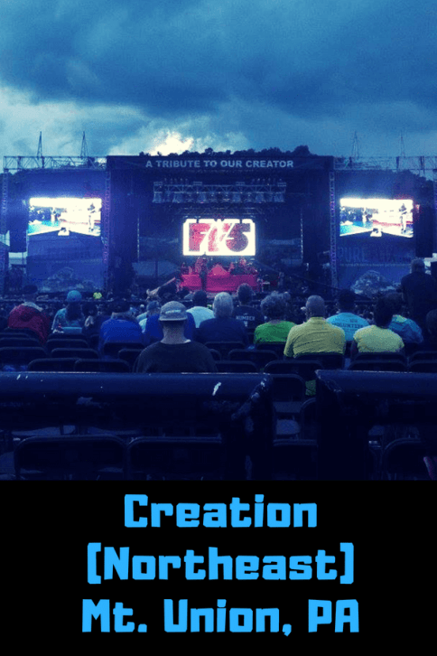 Christian Music Festivals Creation