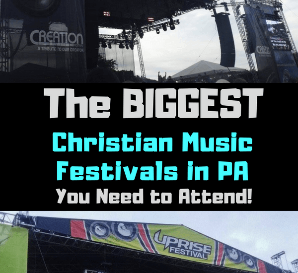 The Biggest Christian Music Festivals