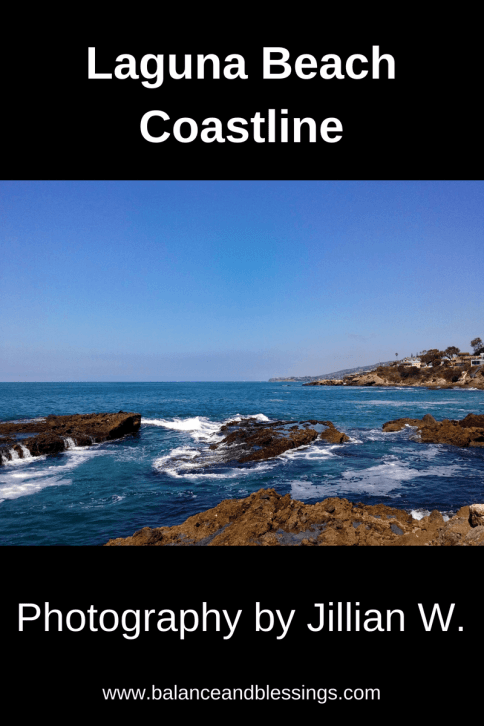 seascape photography Laguna Beach Coastline
