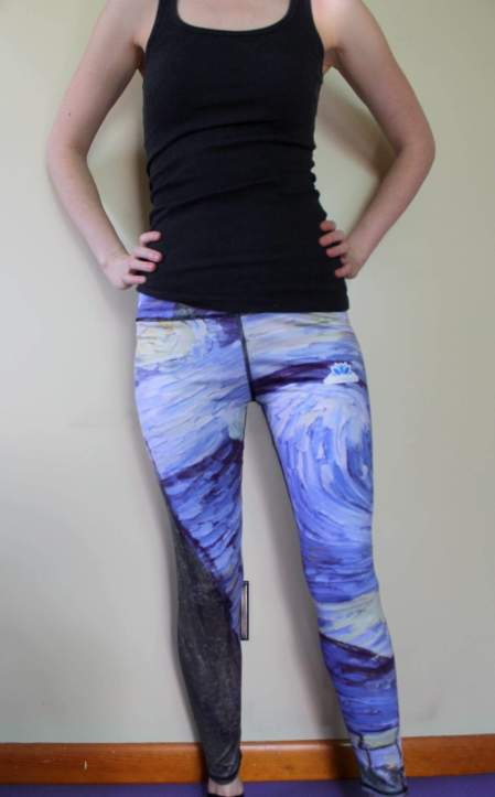 Leggings and other fall fashion