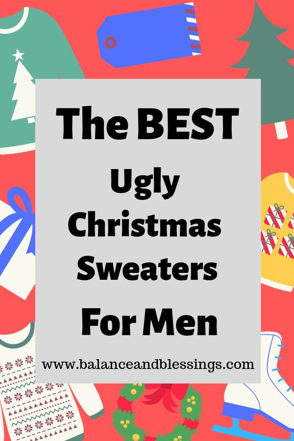 The Best ugly Christmas Sweaters for men ever