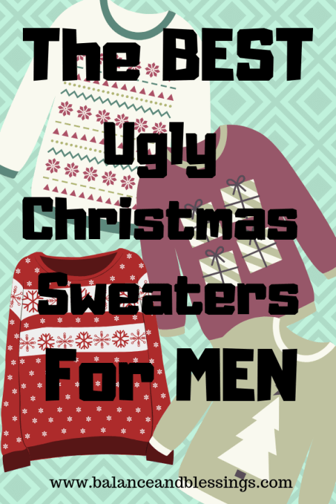 The best ugly Christmas sweaters for Men under $50