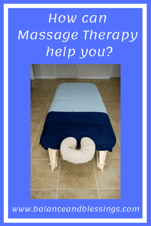How can massage help you make a massage therapy appointment