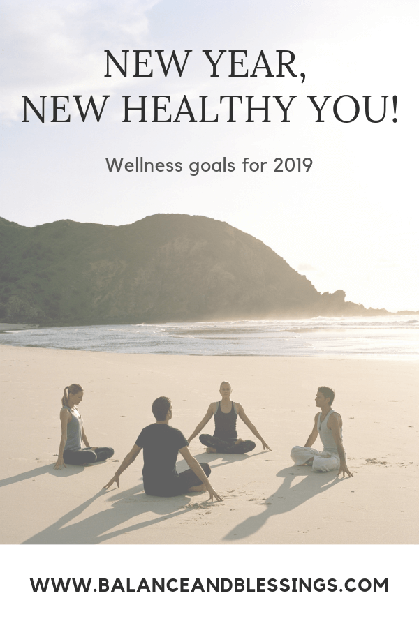 New Year, New Healthy You!