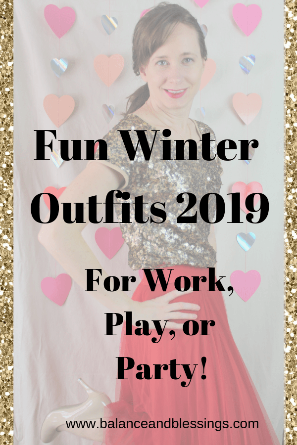 fun winter outfits 2019