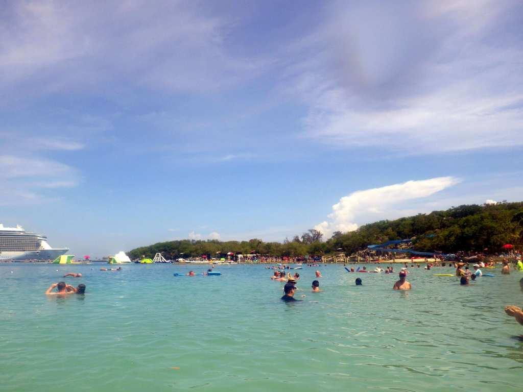 Beaches in Labadee Haiti port day adventures