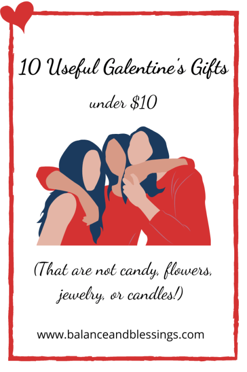 Galentine's Gifts under $10