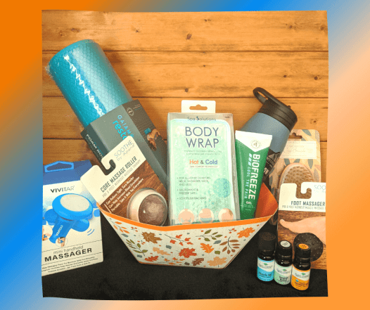 win this DIY self-care kit