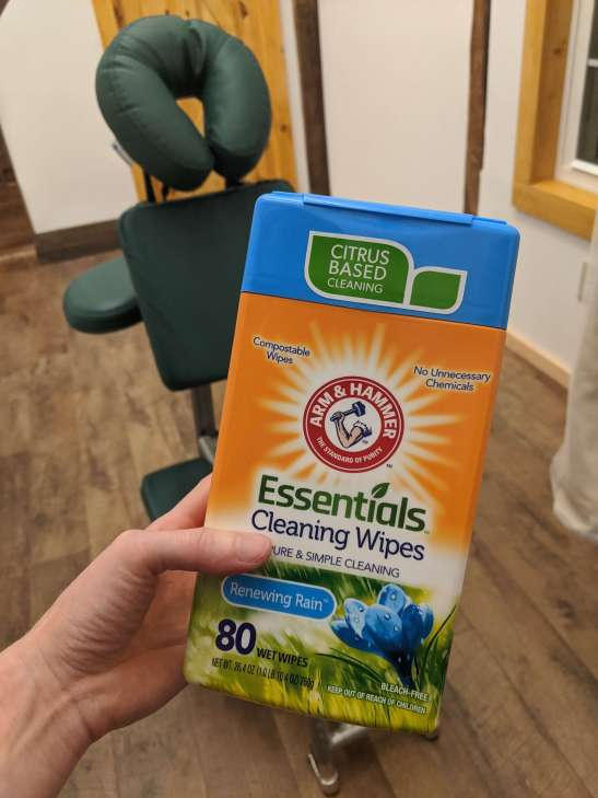 arm and hammer cleaning wipes