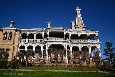 Heritage Building - Rupertswood Estate Mansion