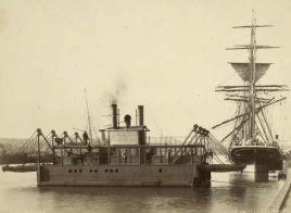 Melbourne Heritage Spencer St Ferry