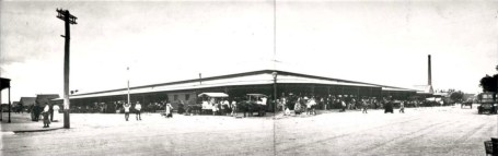 Historic photo of South Melbourne Market