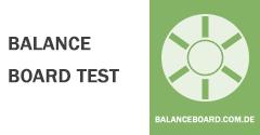 Balance Board Test