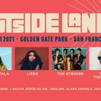 Outside Lands on Oct 29-31, 2021 in Golden Gate Park