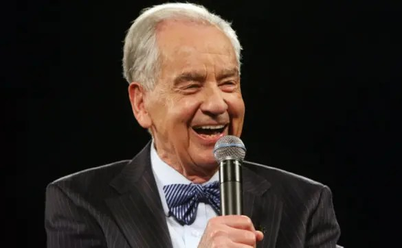 Zig Ziglar is one of the most decorated motivational speakers to ever live. Here is a picture of him speaking.