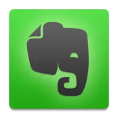 Evernote's mobile icon