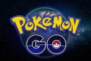 The Pokemon Go Logo is shown.