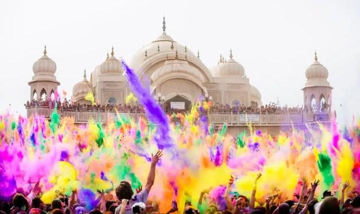 نتيجة بحث الصور عن Festival of Colors