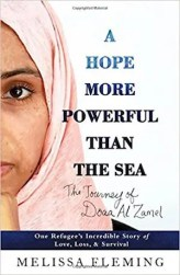 An image shows the cover of A Hope More Powerful Than The Sea which made Balanced Achievement's list of the 10 best personal transformation books of 2017.