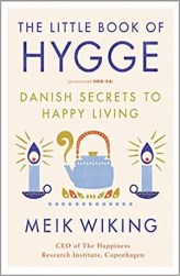 An image shows the cover of The Little Book Of Hygge which made Balanced Achievement's list of the 10 best personal transformation books of 2017.