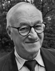 An image shows the iconic psychologist Albert Bandura who made Balanced Achievement's list of history's most influential psychologists.