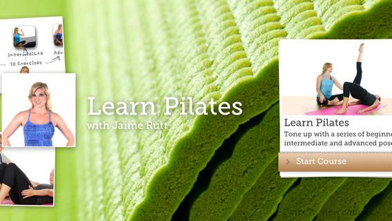 learn-pilates app