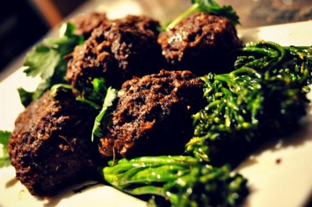 mushroom-vegan-meatball-recipe