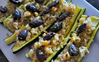 vegetarian-zucchini-boat-recipe