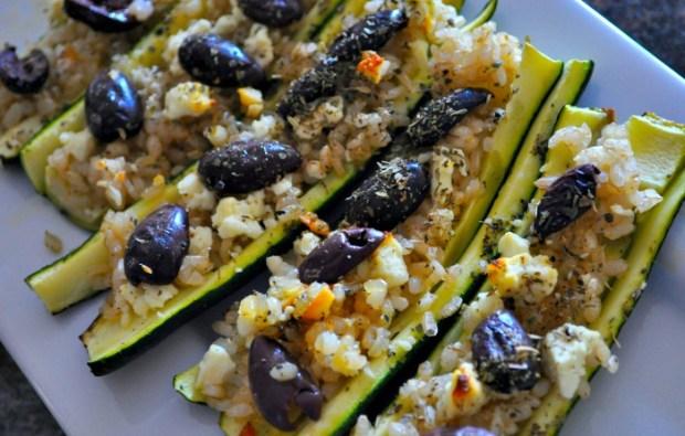 zucchini-boat-vegetarian-recipe
