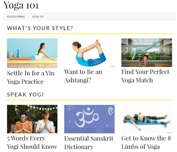 yoga101