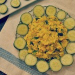 Vegan Zucchini Dip + Healthier Cooking Hacks