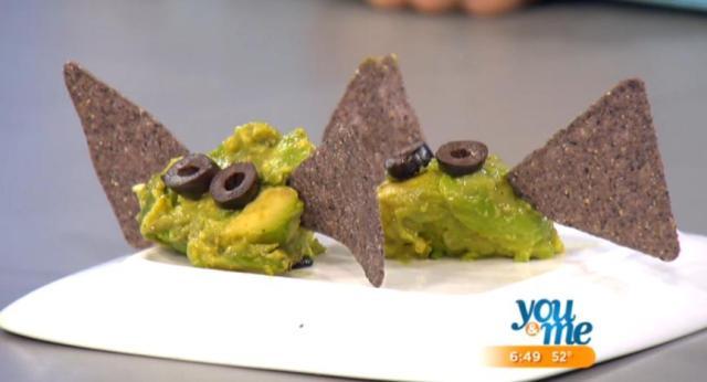 guacamole bats