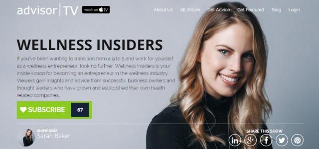 wellness entrepreneurship resources