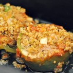 Easy Weeknight Meals: Vegetarian Crock-Pot® Slow Cooker Stuffed Peppers