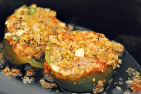crock-pot-stuffed-vegetarian-peppers