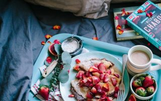 8 healthy pancake recipes
