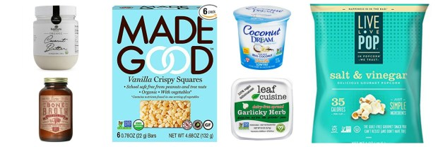 pregnancy snacking guide