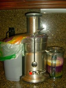 Rainbow Juice