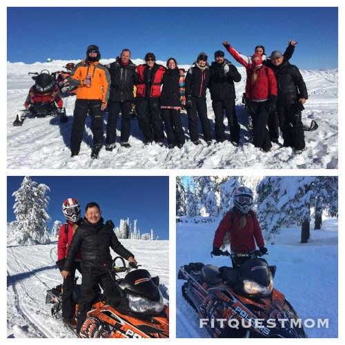 FitQuest Snowmobile