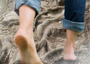 Bare Foot Walking