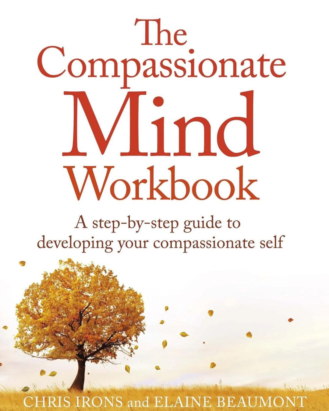 Photo of the Compassionate Mind Workbook