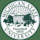 Michigan State University (US) Logo