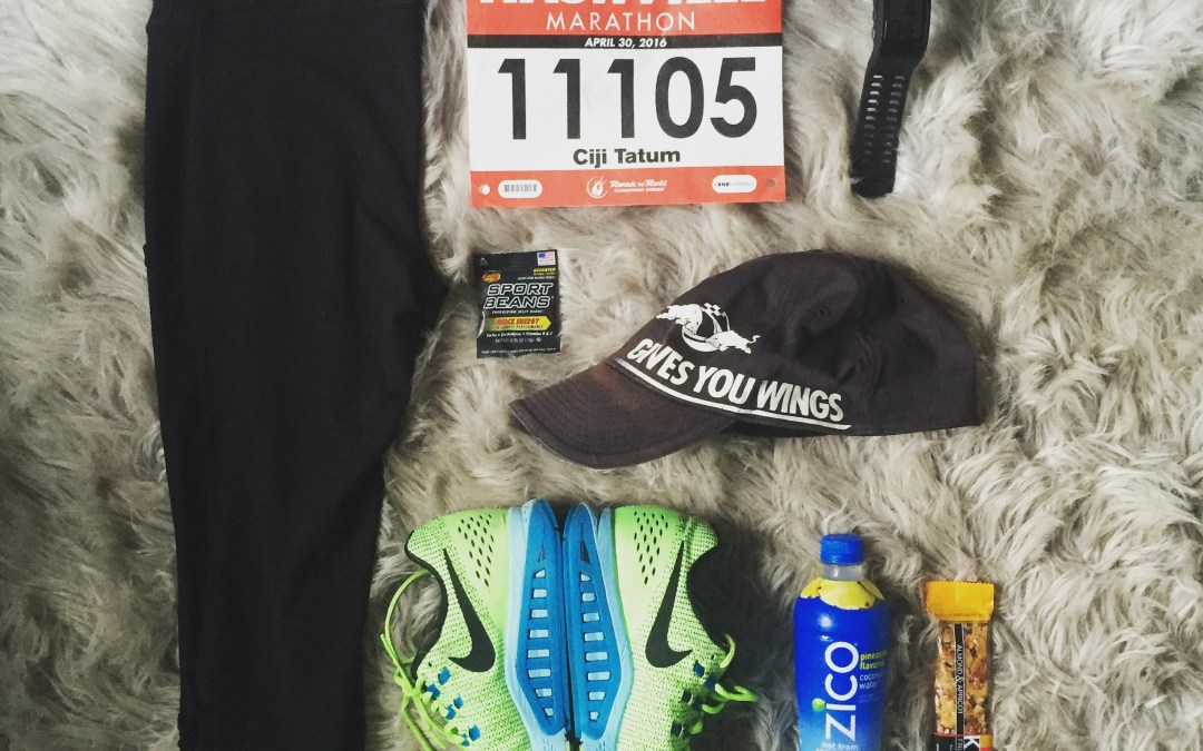 Mind Over Matter: Lessons From My 1st Marathon