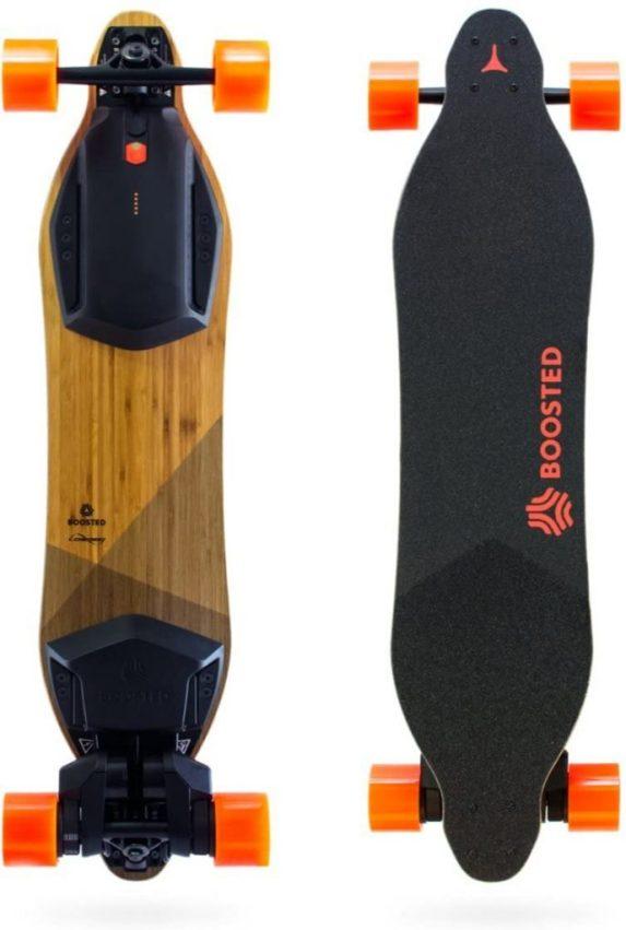 Boosted 2nd gen standard skateboard electric