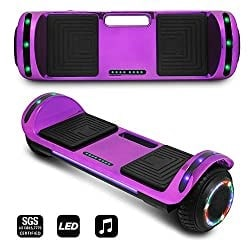 Spider wheels series hoverboard for child usage