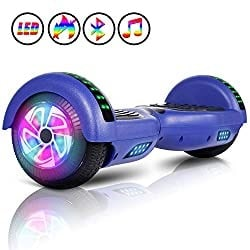Two wheels self balancing electric hoverboard