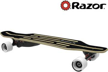 RazorX electric long board for skating