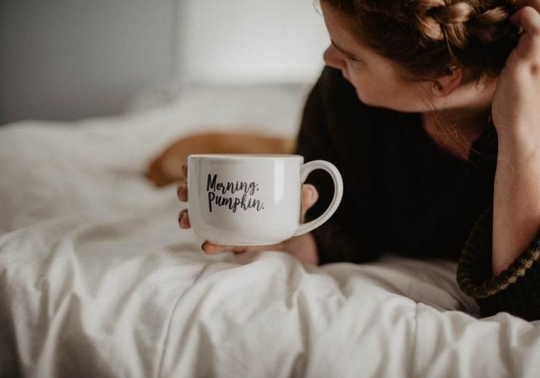 get up earlier