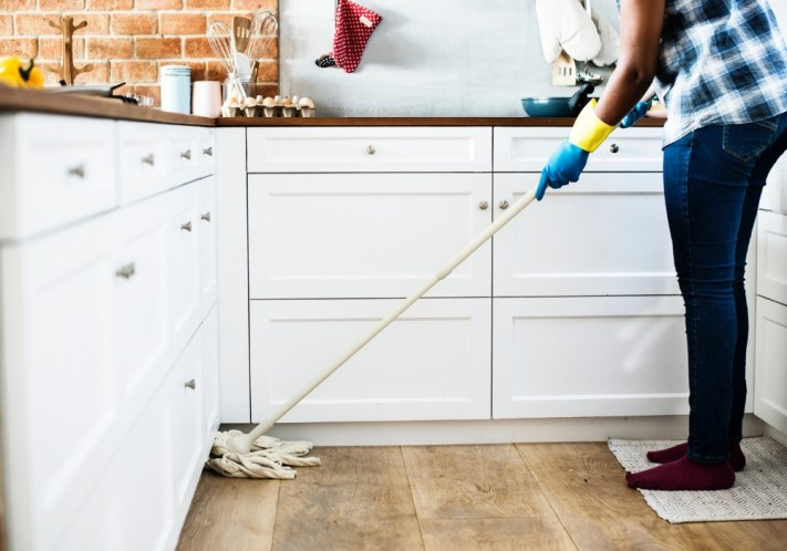 routines for your housework